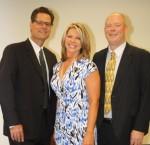 Mar 2014 - Kevin Kaminski, Julie Mullen, and Kevin Gale